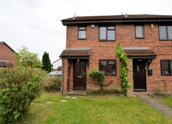 Thumbnail 2 bedroom end terrace house for sale in Hanbury Drive, Calcot, Reading