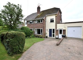 Thumbnail 3 bed semi-detached house for sale in Brewery Lane, Stansted