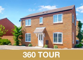 Thumbnail 3 bed detached house for sale in Rowan Place, Bidford-On-Avon, Alcester