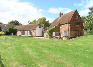 Thumbnail 5 bed farmhouse to rent in Hastings Road, Pembury, Tunbridge Wells