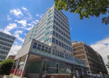 Thumbnail 2 bed flat for sale in Skyline Plaza, Victoria Avenue, Southend-On-Sea
