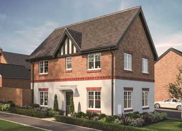 "Thumbnail 3 bed property for sale in ""The Huntingdon"" at Main Street, East Challow, Wantage"