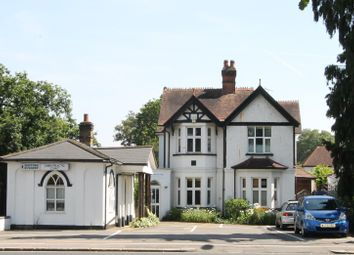 Thumbnail 3 bedroom flat to rent in Hersham Road, Walton-On-Thames