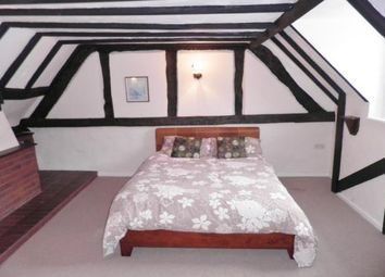 Thumbnail 2 bed flat to rent in Market Street, Lichfield