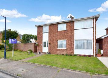 Thumbnail 5 bedroom detached house for sale in Western Avenue, Felixstowe, Suffolk