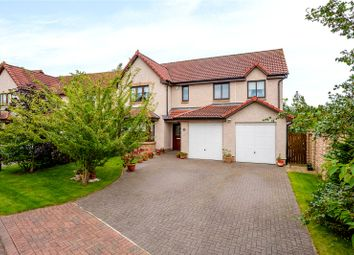 Thumbnail 5 bed detached house for sale in Roman Park, Dalkeith, Midlothian