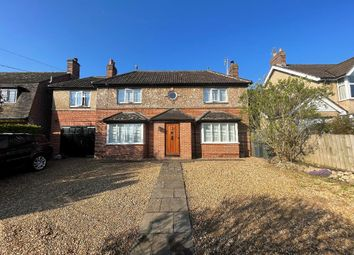 Thumbnail 5 bed detached house for sale in Quemerford, Calne, Wiltshire