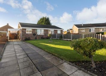 Thumbnail 2 bed bungalow for sale in Partridge Close, Eckington, Sheffield, Derbyshire