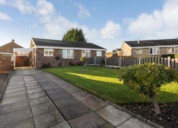 Thumbnail 2 bedroom bungalow for sale in Partridge Close, Eckington, Sheffield, Derbyshire