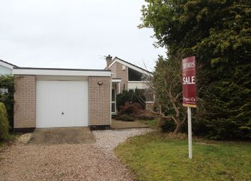 Thumbnail 3 bedroom detached bungalow for sale in Springfields, Poringland, Norwich