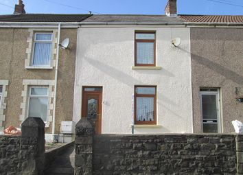 Thumbnail 3 bed terraced house for sale in Llangyfelach Road, Brynhyfryd, Swansea, City And County Of Swansea.
