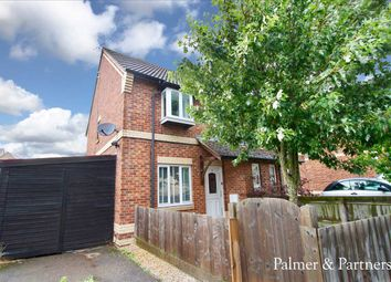 Thumbnail 3 bed semi-detached house for sale in Broom Crescent, Ipswich
