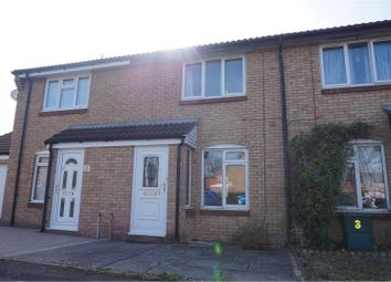 Thumbnail 2 bedroom terraced house for sale in Newlands Green, Clevedon