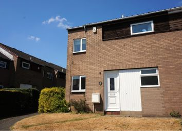 Thumbnail 3 bed end terrace house for sale in Brandsfarm Way, Telford