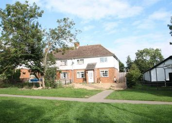 Thumbnail 3 bedroom semi-detached house to rent in Dovecote Cottages, Shenley Brook End, Shenley Brook End, Milton Keynes