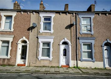 Thumbnail 2 bed terraced house for sale in Cumberland Street, Workington, Cumbria