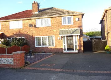 Thumbnail 3 bedroom semi-detached house for sale in Coniston Road, Fulwood, Preston
