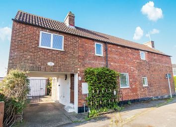 Thumbnail 3 bed detached house for sale in Water Lane, North Hykeham, Lincoln
