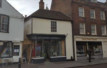 Thumbnail Retail premises to let in 84 High Street, Rochester, Kent