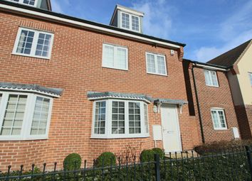 Thumbnail 3 bed town house for sale in Balwen Walk, Herdwick Road, East Anton, Andover