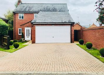 4 bed detached house for sale in Old Barn Court, Fleet Hargate, Holbeach, Spalding, Lincolnshire PE12