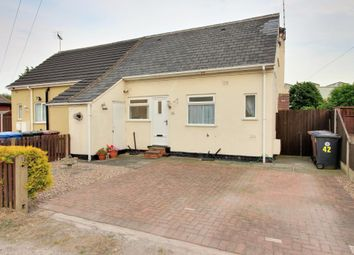 Thumbnail 2 bed semi-detached bungalow for sale in Phyllis Grove, Long Eaton, Nottingham