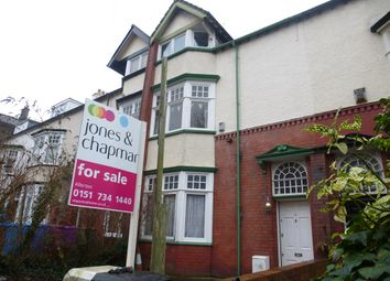 Thumbnail 5 bedroom terraced house for sale in Hunters Lane, Wavertree, Liverpool