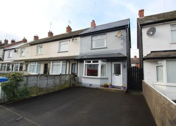 Thumbnail 2 bedroom terraced house for sale in Grovehill Gardens, Bangor