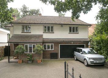 Warren Road, Kingston Upon Thames KT2. 6 bed detached house