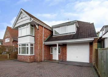 Thumbnail 4 bed detached house for sale in Geralds Close, Lincoln