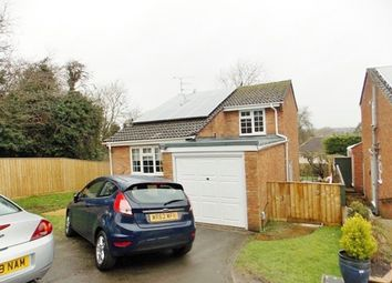 Thumbnail 4 bedroom detached house to rent in Cloverlands, Swindon