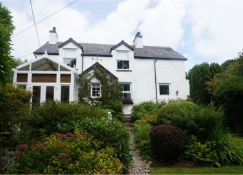 Thumbnail 3 bed cottage for sale in Fron Goch, Bala