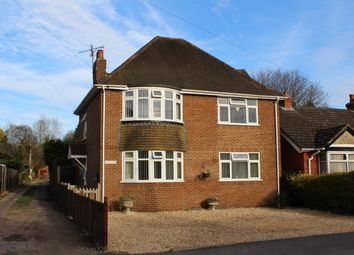Thumbnail 3 bed detached house for sale in Frimley Road, Ash Vale