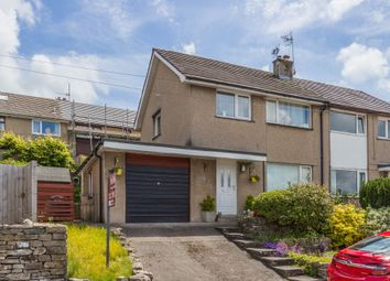 Thumbnail 3 bedroom semi-detached house for sale in Bleaswood Road, Oxenholme, Kendal