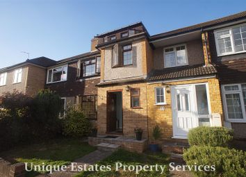 Thumbnail 4 bed terraced house to rent in Hanbury Close, Cheshunt, Waltham Cross