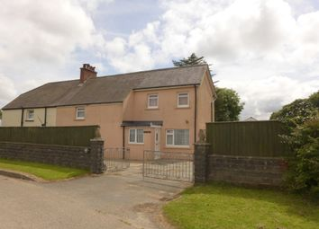 Thumbnail 3 bed semi-detached house for sale in Pricketts Gate, Slebech, Haverfordwest