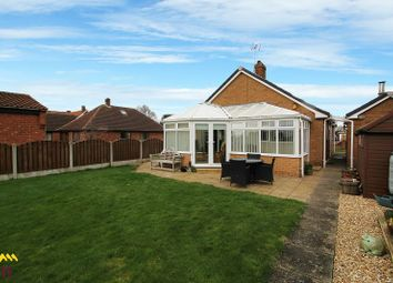 Thumbnail 3 bed detached bungalow for sale in Station Road, Sutton-Cum-Lound