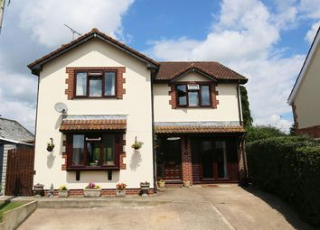Thumbnail 4 bed detached house for sale in Broadhembury, Honiton