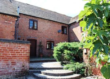 Thumbnail 3 bed barn conversion to rent in Wichenford, Worcester