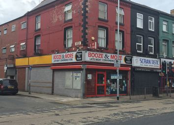 Thumbnail Retail premises for sale in Liverpool, Liverpool