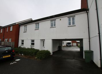Thumbnail 2 bed property to rent in Chaucer Grove, Exeter