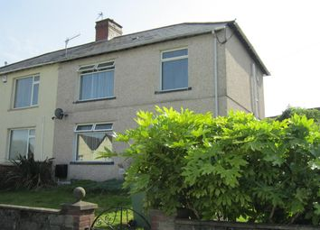 Thumbnail 3 bed semi-detached house for sale in St Gwladys Avenue, Bargoed