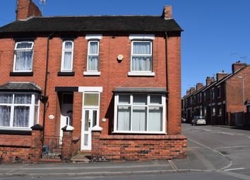 Thumbnail 3 bed end terrace house for sale in Ashfields New Road, Newcastle-Under-Lyme