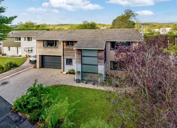 Thumbnail 4 bed detached house for sale in David Close, Plympton, Plymouth, Devon