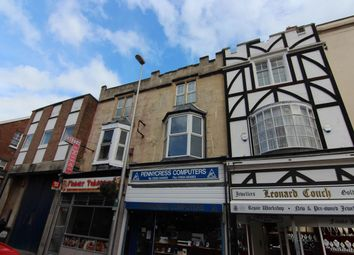 Thumbnail 2 bed flat to rent in St James St, Weston-Super-Mare, North Someset