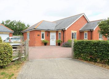 Thumbnail 2 bedroom detached bungalow for sale in Spring Lane, Swanmore, Southampton