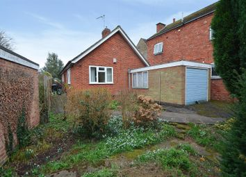 Thumbnail 2 bedroom detached bungalow for sale in Borough Street, Kegworth, Derby