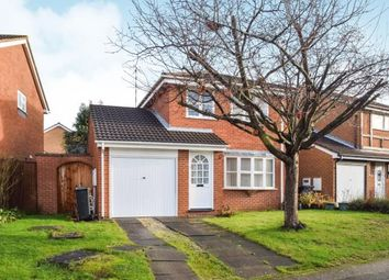 Thumbnail 3 bed detached house for sale in Grayswood Drive, Anstey Heights, Leicester, Leicestershire