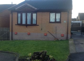 Thumbnail 2 bed bungalow to rent in Aldervale Close, Swinton, Mexborough