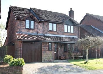Thumbnail 4 bed detached house for sale in Harris Hill, Basingstoke, Hampshire